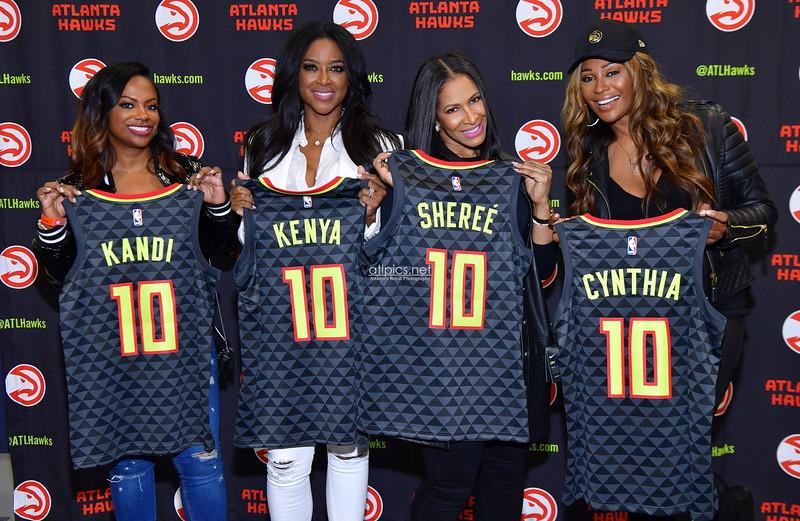 11.3.17 True to Atlanta- Real Housewives of Atlanta @Phillips Arena