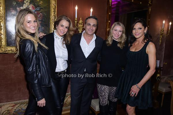 Jocelyn Medland, Dr.Daniela Atanassova-Lineva, Chase Backer, Kiera Chaplin, Sheila Rosenblum photo by Rob Rich/SocietyAllure.com © 2014 robwayne1@aol.com 516-676-3939