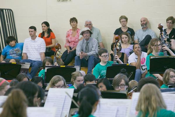 Morton Middle Chorus & Orchestra Concert