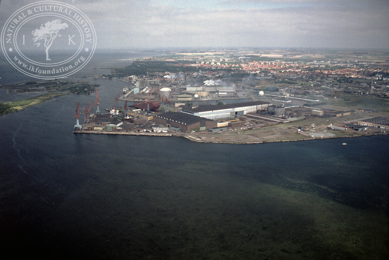 Landskrona fertilizer industry – Supra (1990) | PH.1214