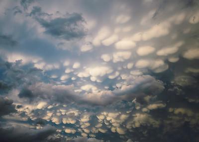 Mammatus Clouds Tho