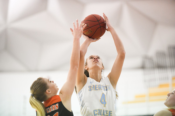 Sheridan College Lady Generals vs. Central Wyoming College