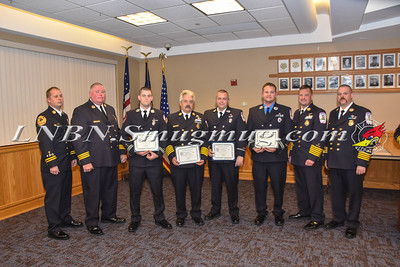 Wantagh F.D. Second Annual Awards Ceremony 11-6-17