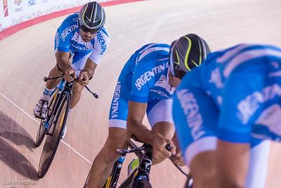 2015 Pan Am Games Track Cycling