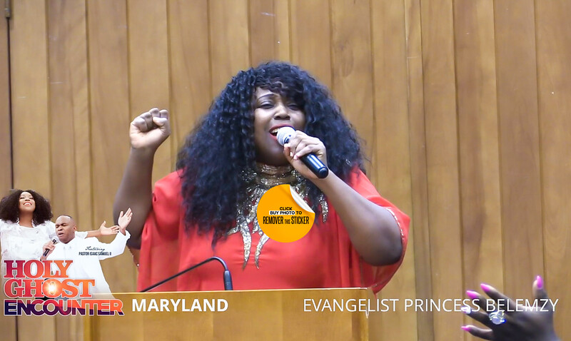Holy Ghost Encounter Maryland DC