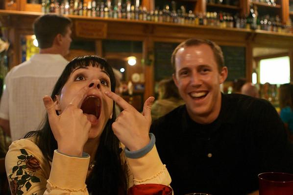 2006-09-15 - Barhopping In Greenville w/Jeff, Bobby, Shelly, Kells, & Katie