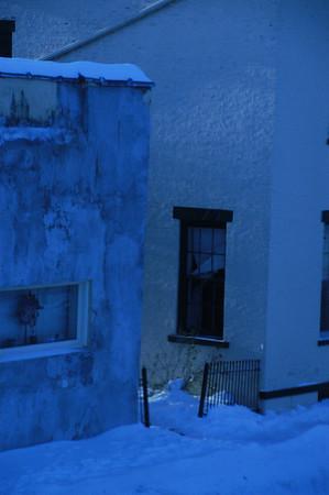 Winter in Hudson, NY