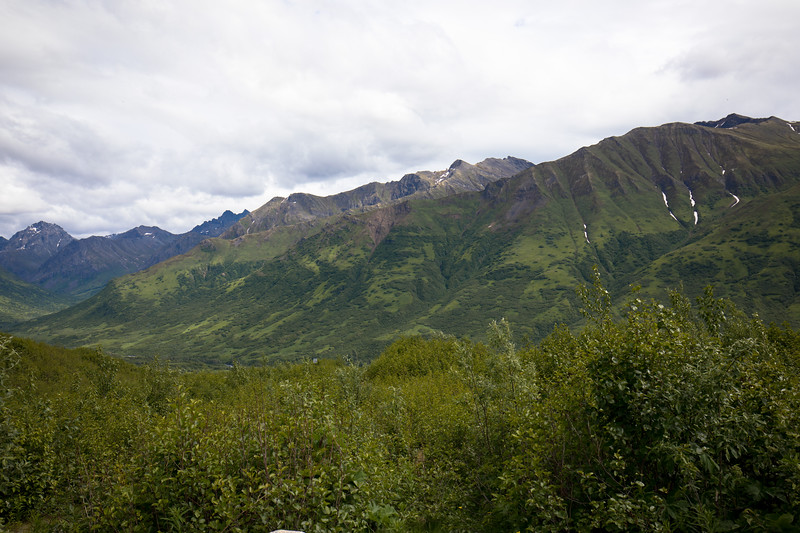 Talkeetna mountains