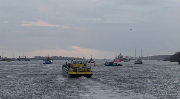 2014 11 24 Hansaport im November Hamburg