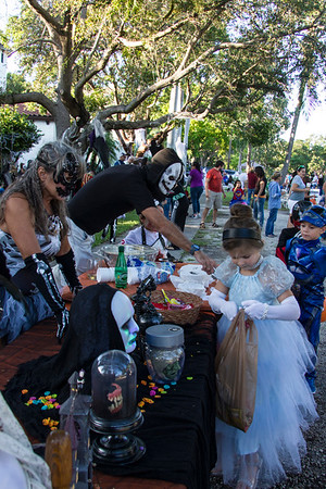 Halloween in Florida 2017