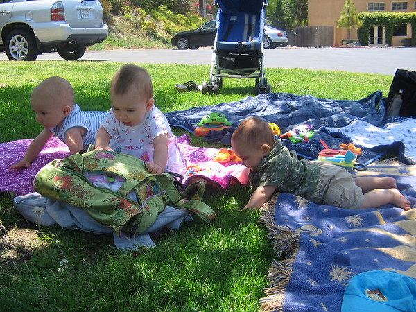 Play Group at MacArthur Park
