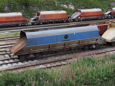 JHA (NP) - EWS/DBS Bogie Aggregate Hopper Wagon