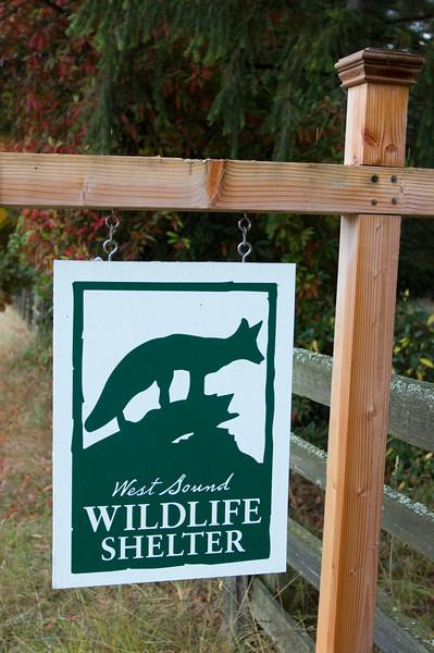 West Sound Wild Life Shelter