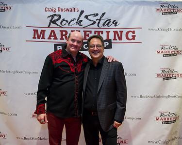 2019 April RockStar Mastermind Photos with David Koechner