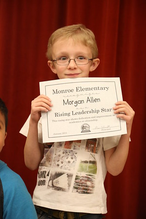 Morgan's award 2015