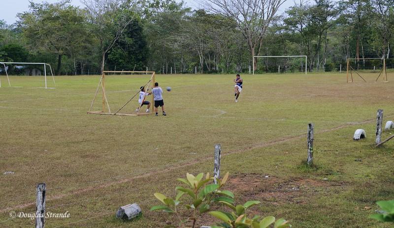 Cano Negro: Soccer field