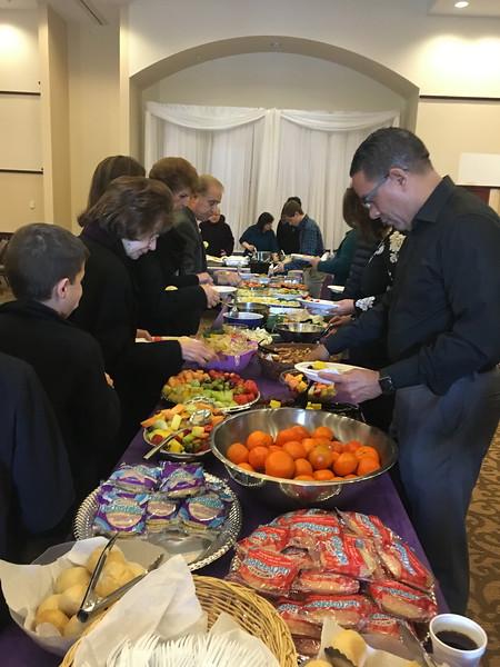 Community Life - Lenten Luncheon - March 11, 2018