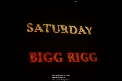 BIGG RIGG PINTO'S 7-22-17