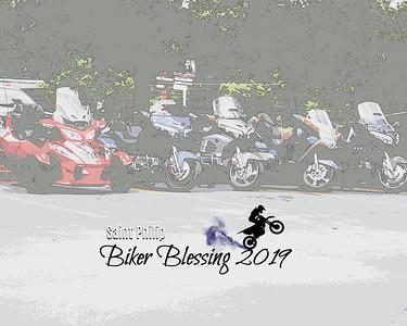 BIker Blessing Sunday