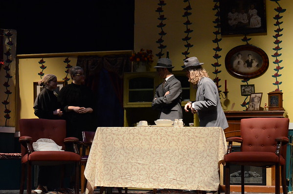 PCHS Players - Arsenic and Old Lace 011015