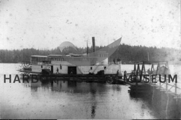 Boats: Steamboat-Tyconda