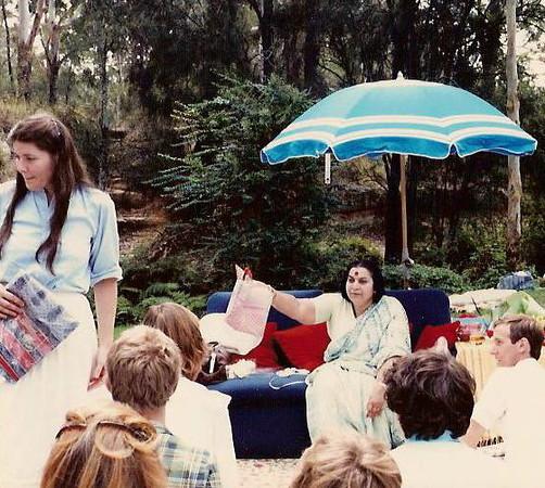 Lane Cove River Park, Sydney, March 1983