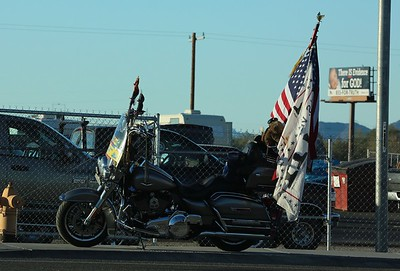 Military Escort Quartzsite AZ
