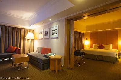 Novotel Singapore Clarke Quay (Premier Suite)