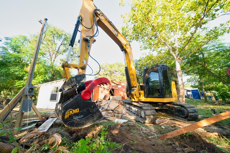 8/14 - Demolition Day