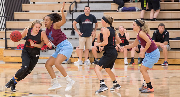 2017 Girl's Basketball Summer Camp