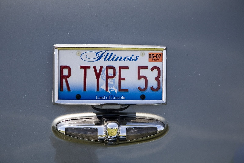 License Plates for Rolls-Royce & Bentley cars