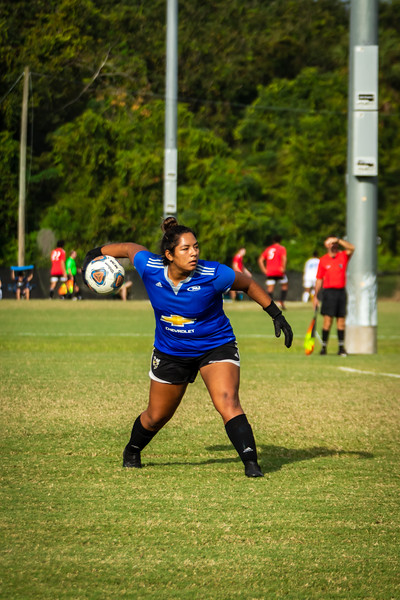 Gabriella Tobar vs East Orlando Knights