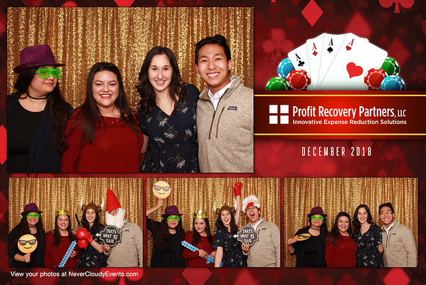 PRP Holiday Party Prints