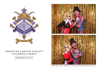 American Cancer Society's Children's Party 2019