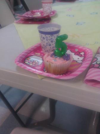 Rebeccas 5. Geburtstag