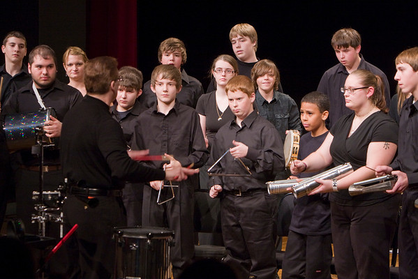Transylvania Percussion Concert