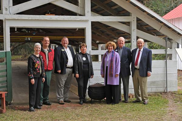 Celebrate Hofwyl 11-21-09 Honored Guests
