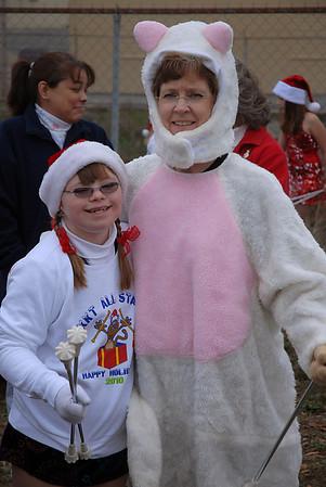 2010 Baton Christmas Parade