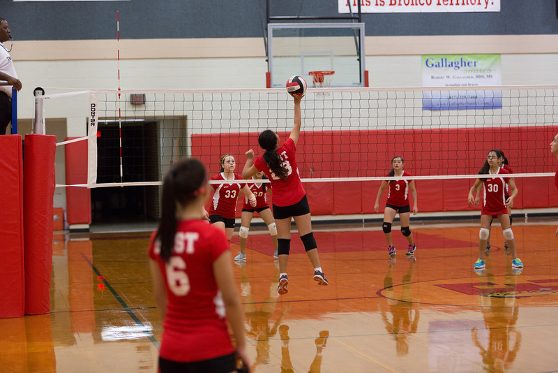 Coppell East 8th Girls 19 Sept 2013 33.jpg