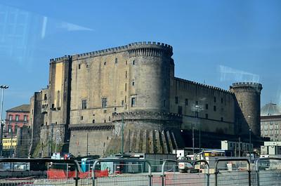 Naples and Pompei 2014