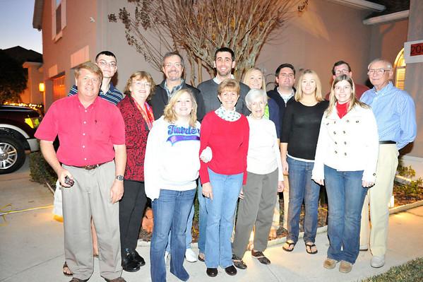 Christmas Eve and Christmas 2010