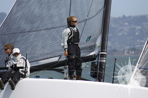 Melges 32 Worlds Day 1