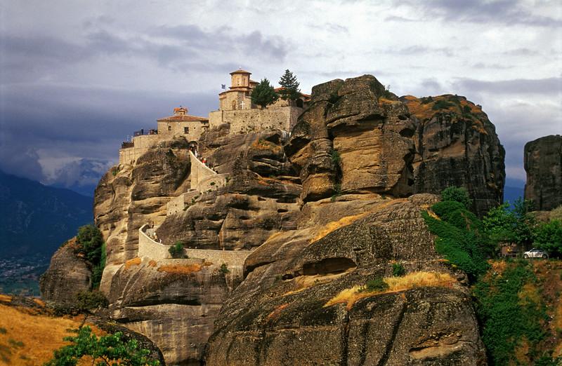 Varlaam Monastery, Meteora