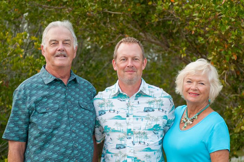 2018.04.22 - Julie, Mike, Zane & Madix Portrait Session at Siesta Key
