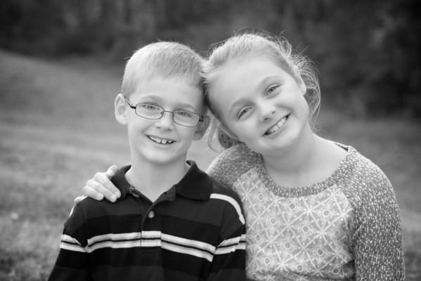 2014.11 - Easley Family