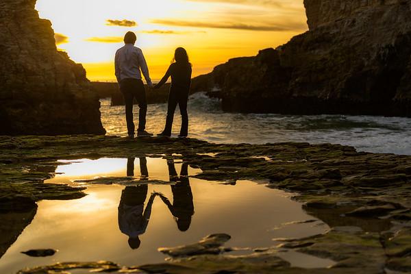 Rashmi and Peter Engagement @ Shark Fin Cove
