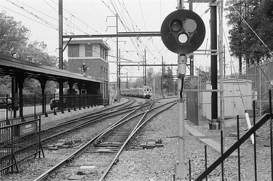 Small Town Station Ilford HP5 Film