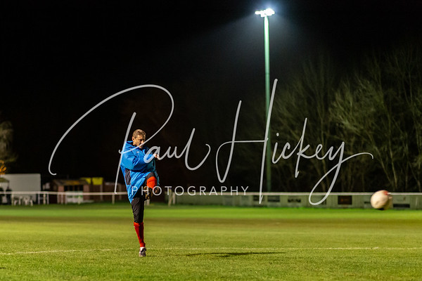 Bewdley Town vs Kidderminster Harriers 04/02/20