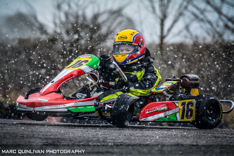 Leinster Karting Club - 2017/18 Winter Championship - Round 4