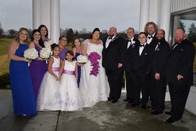 Melissa & Jonathan Wedding